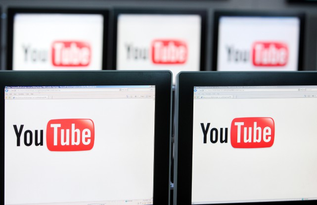 YouTube était bloqué au Pakistan depuis septembre 2012.... (PHOTO ARCHIVES BLOOMBERG)