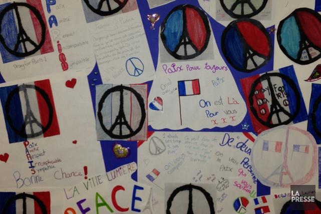 Les attentats de Paris suscitent des craintes.... (La Presse)