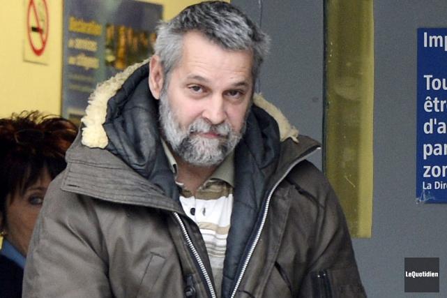 Christian Fortin a écopé d'une peine de six... (Photo Le Quotidien, Jeannot Lévesque)