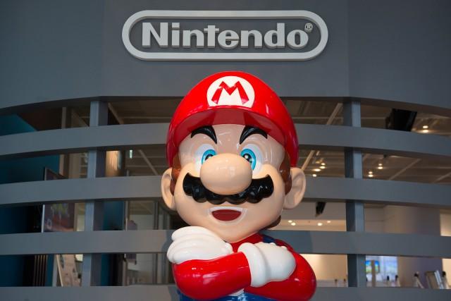 La maison-mère de Mario table sur la vente... (PHOTO AKIO KON, ARCHIVES BLOOMBERG)