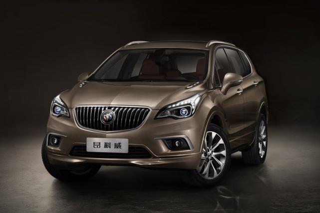 GM aurait décidé d'importer le Buick Envision 2016... (Photo: GM)