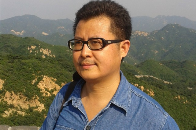 Guo Feixiong... (PHOTO CHINACHANGE.ORG)