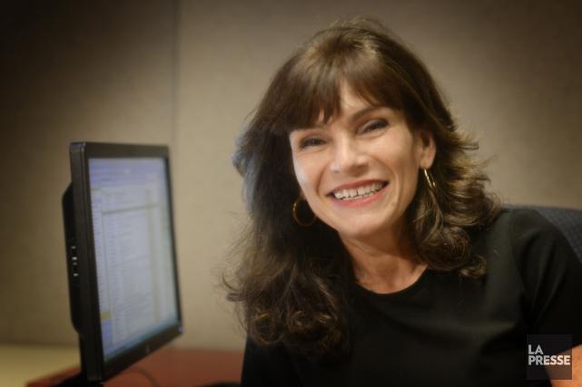 Maria Serignese est vice-présidente adjointe en transfert d'entreprise... (PHOTO BERNARD BRAULT, LA PRESSE)