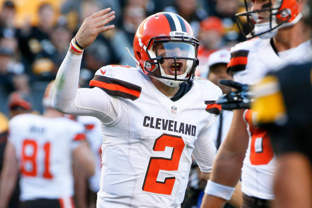 Johnny Manziel... (Photo Gene J. Puskar, archives AP)