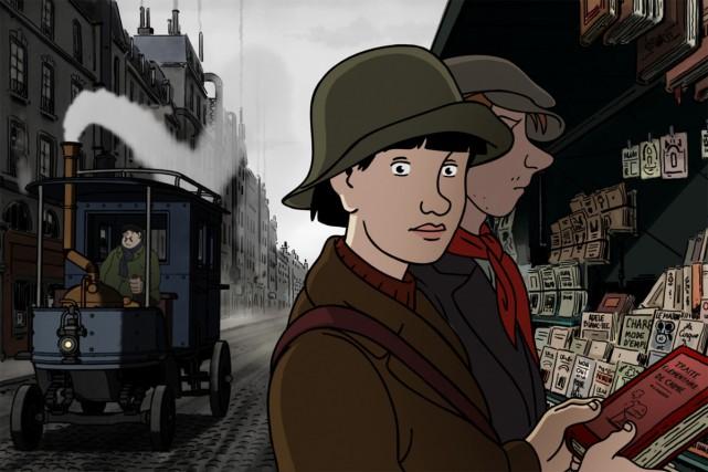 En prêtant sa voix au personnage de Julius dans le long métrage d'animation... (PHOTO FOURNIE PAR MÉTROPOLE)