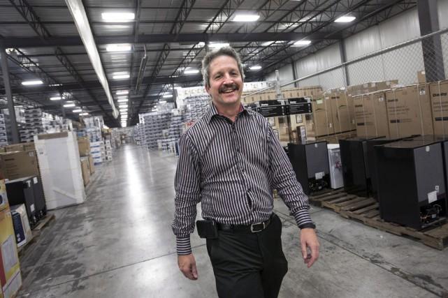 Jim Estill est président et chef de la... (PHOTO Darren Calabrese, PC)