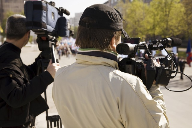 Les médias, toutes catégories confondues, s'efforcent d'étaler à... (123RF)