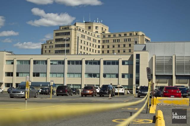 Dans les environs de l'hôpital Maisonneuve-Rosemont (en photo),... (PHOTO HUGO-SÉBASTIEN AUBERT, archives LA PRESSE)