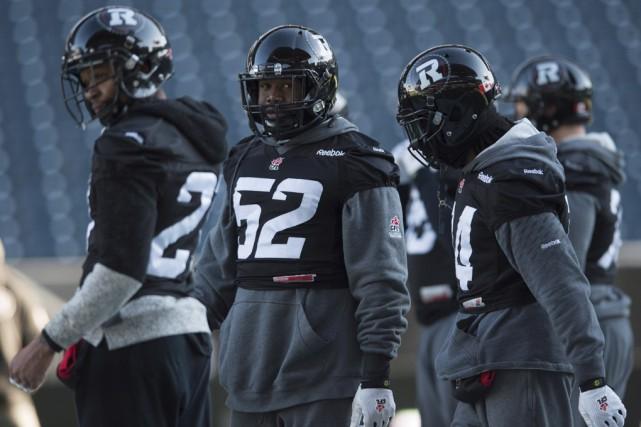 Les joueurs du Rouge et Noir se disaient... (La Presse Canadienne)