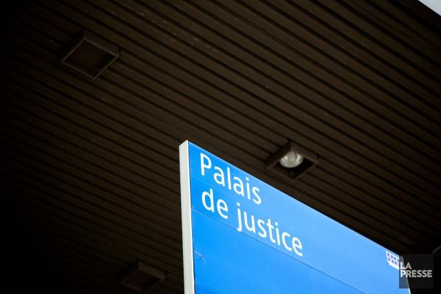 Les trois accusés, Thomson Tangly, 30 ans, Akim... (PHOTO SARAH MONGEAU-BIRKETT, ARCHIVES LA PRESSE)