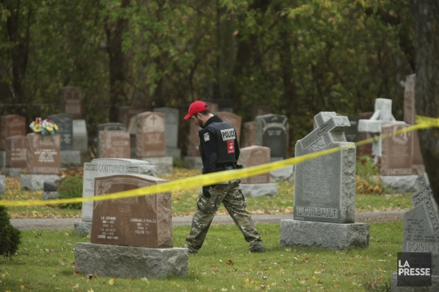 Au lendemain du meurtre de Jenique Dalcourt, en... (PHOTO MARTIN CHAMBERLAND, ARCHIVES LA PRESSE)