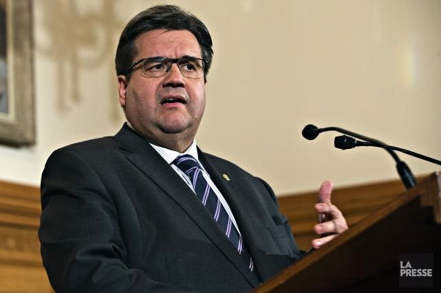 Le maire de Montréal, Denis Coderre... (PHOTO OLIVIER JEAN, LA PRESSE)