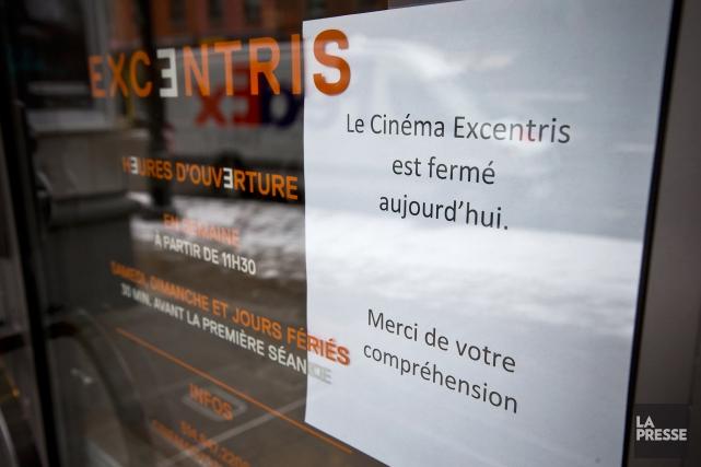 Le milieu du cinéma québécois a vivement réagi... (PHOTO PATRICK SANFAÇON, LA PRESSE)