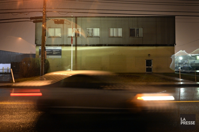 «C'est à cet endroit qu'Immigration Québec va leur... (PHOTO BERNARD BRAULT, LA PRESSE)