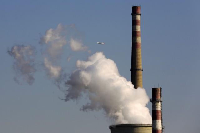 Lors de la COP21, qui s'amorce lundi, les... (Archives AP, Andy Wong)