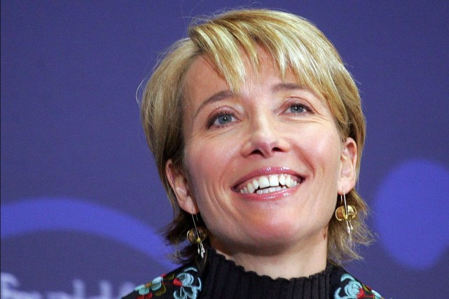 Emma Thompson...