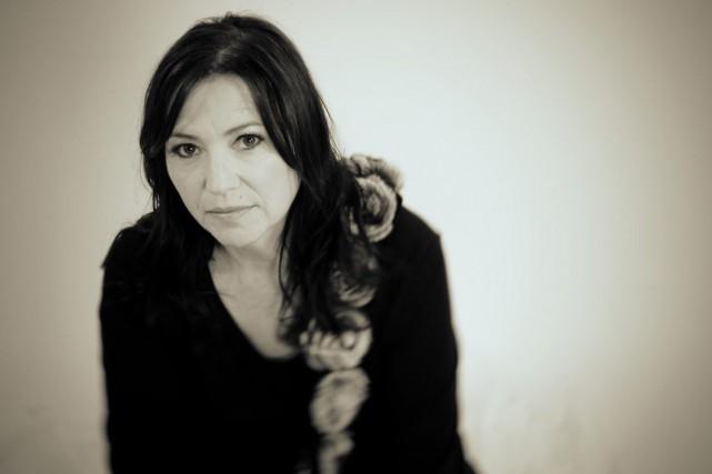 Claire Pelletier propose un nouveau disque de Noël... (Photo courtoisie)