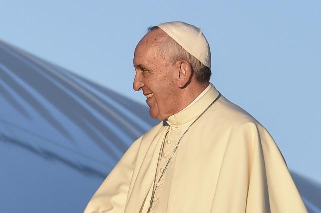 Le pape François s'en est pris aux marchands... (Archives AFP)