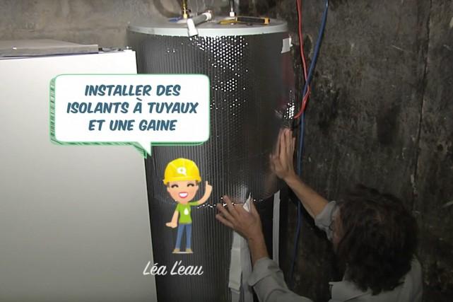 Les capsules seront diffusées à l'antenne de TVCOGECO... (Capture d'écran)