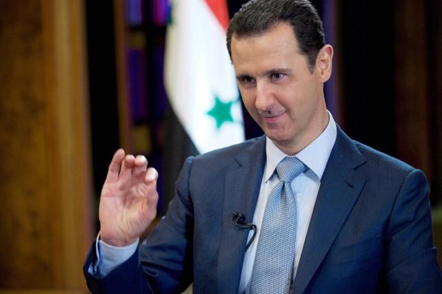 Bachar al-Assad... (Photo d'archives, Associated Press)