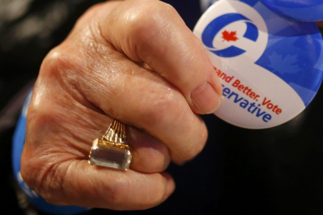 Derrière les conservateurs d'expérience qui prendront place sur les bancs de... (Photo archives Reuters)