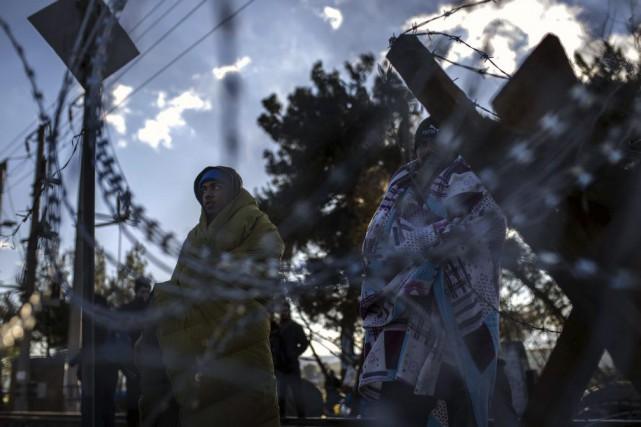 En quatre ans et demi, la guerre en... (Photo AFP)