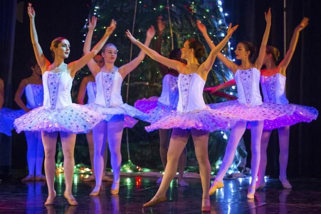 Le célèbre ballet du compositeur russe Piotr Ilitch... (Olivier Croteau)