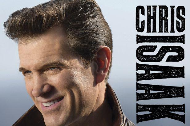 Legentleman-croonerau choeur western Chris Isaak, qui n'avait pas...