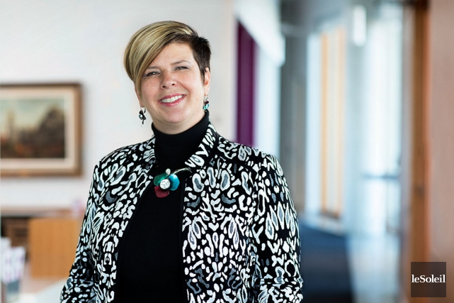 La présidente de l'Ordre des infirmières du Québec,... (Photothèque Le Soleil)