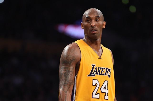 Kobe Bryantprendra sa retraite à la fin de... (PHOTO AFP)