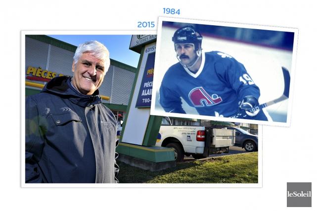 L'ex-numéro 19 des Nordiques, Alain Côté, est propriétaire... (Infographie Le Soleil)