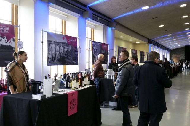 Avec 15 des 32 kiosques, les vignobles de... (Jérôme Roy)