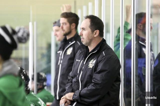 Les Braves de Farnham ont un nouvel entraîneur-chef. L'information a été... (photo archives La Voix de l'Est)