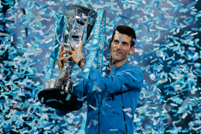 Novak Djokovic... (Photo Suzanne Plunkett, Reuters)