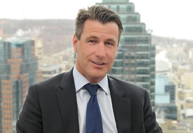 Marc Perron, associé directeur pour le Québec chez... (PHOTO FOURNIE PAR DELOITTE)