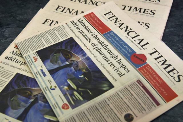 L'éditeur britannique Pearson a annoncé la vente du... (PHOTO NIKLAS HALLE'N, ARCHIVES AFP)