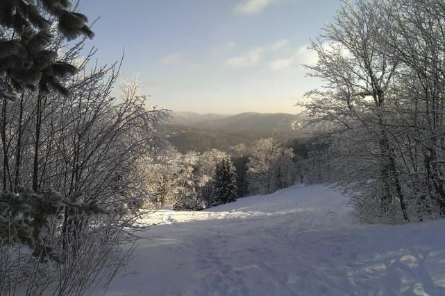 La station de ski Mont Alta rouvrira ses... (PHOTO FOURNIE PAR EXPÉRIENCE MONT ALTA)