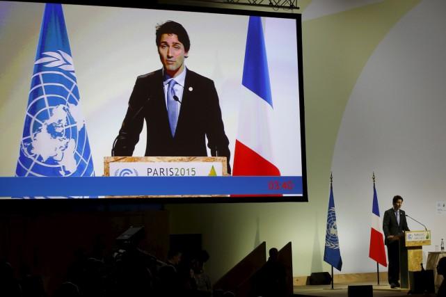 «Nos provinces exercent un leadership au Canada en... (AP, Michel Euler)