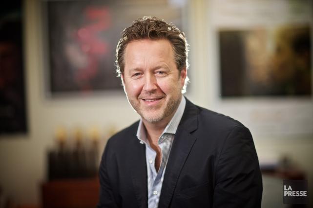 Patrick Roy,président des Films Séville... (PHOTO ANDRÉ PICHETTE, ARCHIVES LA PRESSE)