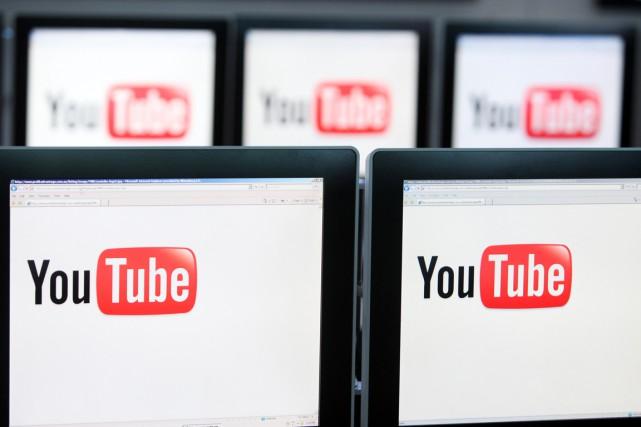 Le site de vidéos en ligne YouTube a élargi son offre mardi avec l'ajout de... (PHOTO CHRIS RATCLIFFE, ARCHIVES BLOOMBERG)