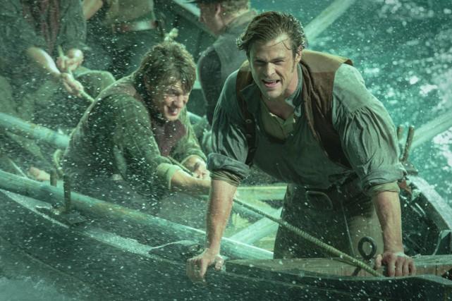 In the Heart of the Sea... (PHOTO FOURNIE PAR WARNER BROS.)