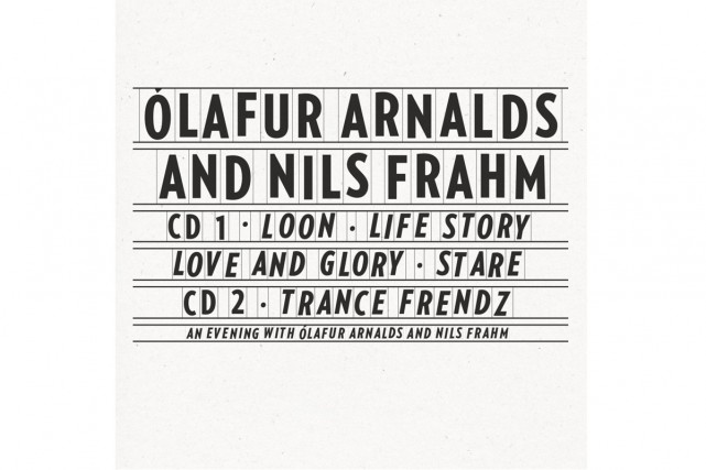 L'Islandais Ólafur Arnalds et l'Allemand Nils Frahm se sont taillé d'énormes...