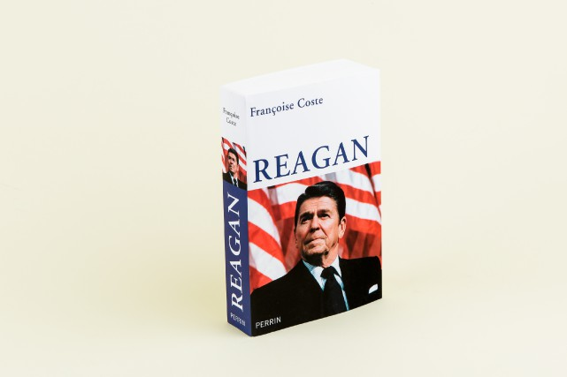 Reagan... (PHOTO ULYSSE LEMERISE, COLLABORATION SPÉCIALE)