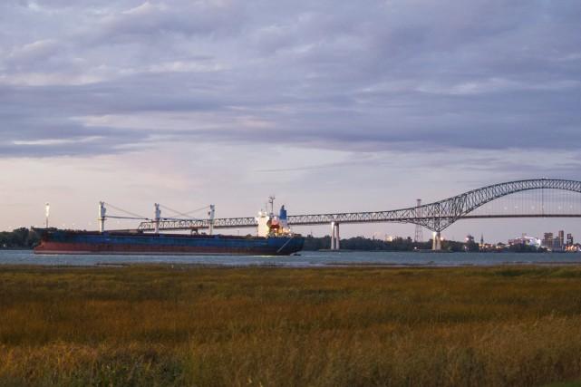 La mise en valeur de l'économie maritime du... (Olivier Croteau)