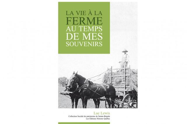 L'auteur Luc Lewis publie La vie à la...