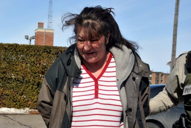 Marie Rock a été condamnée à 27 mois... (Collaboration spéciale, Éric Beaupré)