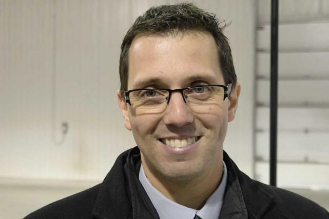 Patrick Baril, directeur général du CLD Mékinac... (Sylvain Mayer)