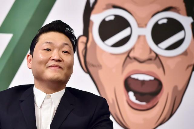 Le succès de Gangnam Style, et les attentes... (AFP, Jung Yeon-Je)