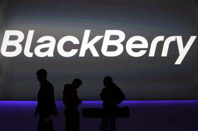 BlackBerry a remis à plus tard son plan visant à mettre fin à ses activités au... (Archives PC)