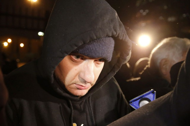L'agent Jason Van Dykeaccusé d'avoir abattu un adolescent... (AP, Charles Rex Arbogast)
